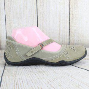 AHNU Cut-out Design  Mary Jane Comfort Shoe Sz 6.5